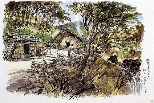 (10)戦後の木炭ブームは昭和34年までだった